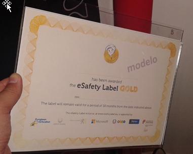 certificação eSafety Label