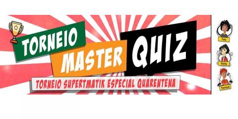 Torneio MASTER Quiz