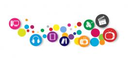logotipo concurso media ação