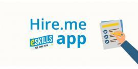 Hire.me App
