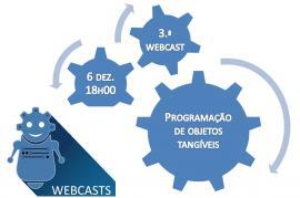 Webcast Probótica – Programar com objetos tangíveis
