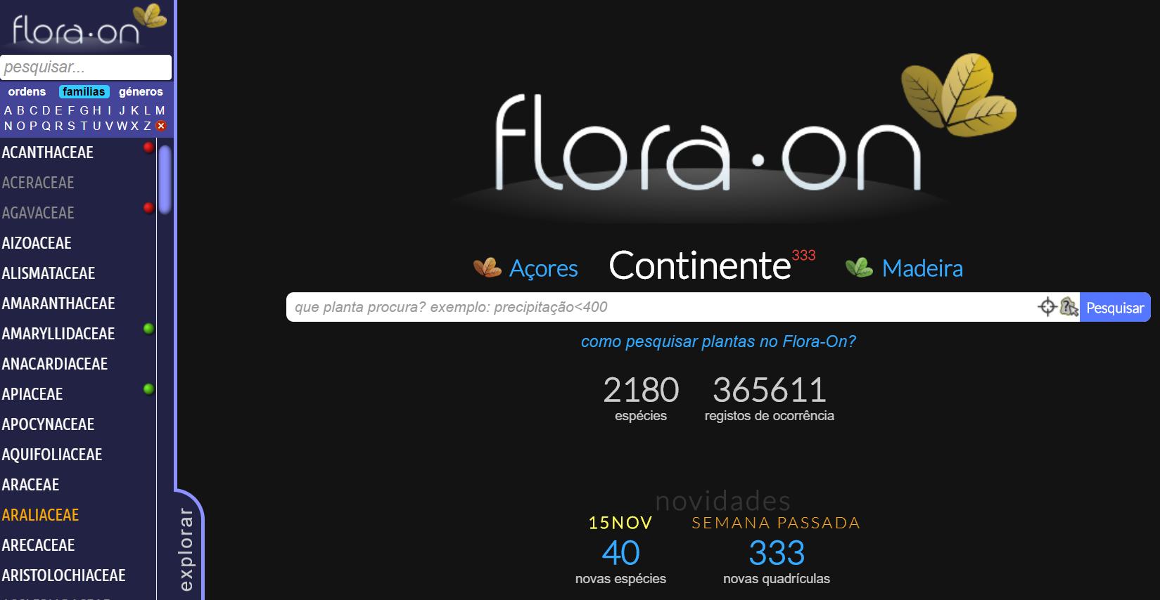 Flora Portuguesa