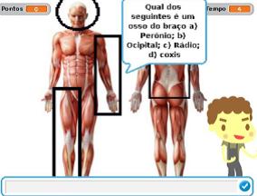 Scratch - Reconhecer ossos humanos